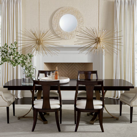 Hollywood Moment Dining Room Tile
