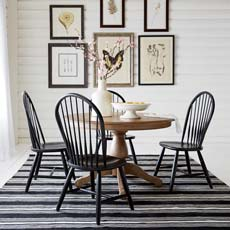 Cottage Industry Dining Room Tile