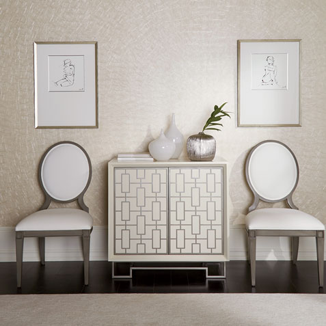 Modern Geometry Entryway Tile
