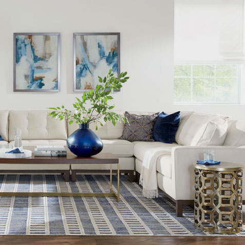 Preferred Seating Living Room Tile