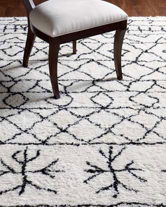 Modern Patterned Rugs