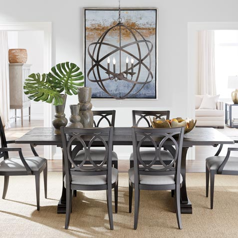 Modern Menu Dining Room Tile