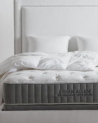 Mattresses. Bedroom Furniture   Ethan Allen Canada